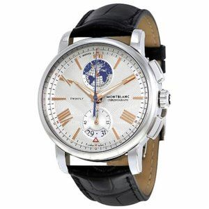 Montblanc watch, certified with warranty